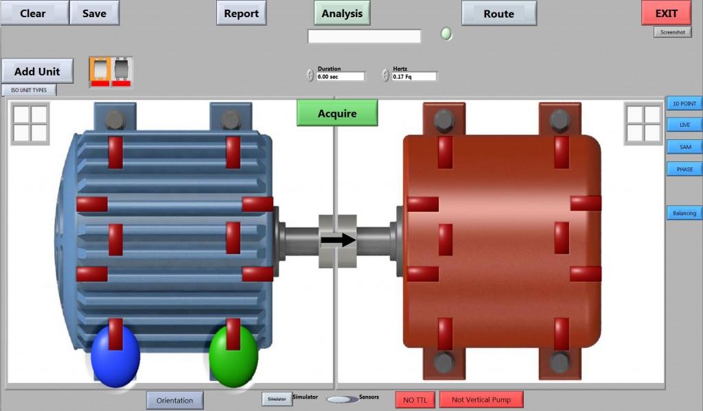 engineering, vibration analysis, dt6, machinery