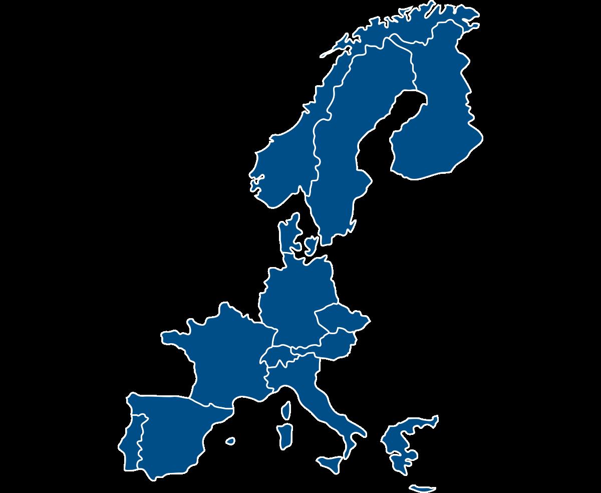 Europe, Vibration Analysis